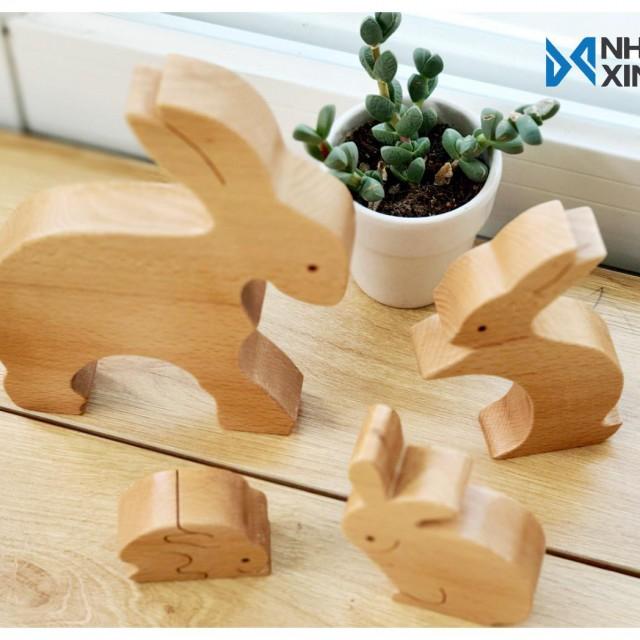 Gia đình thỏ